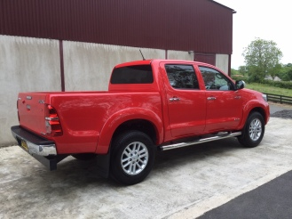 2015 Toyota Hilux *SOLD*  